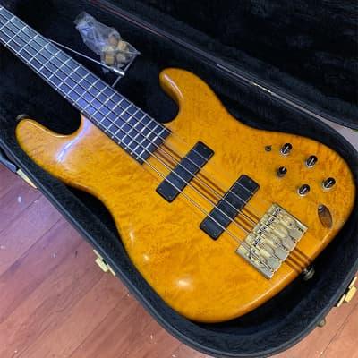 Neuser Cloudburst 5-strings Bass guitar include hardshell *Rare *Worldwide FAST S/H for sale