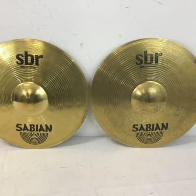 """Sabian 13"""" SBR Hi-Hat Cymbals"""