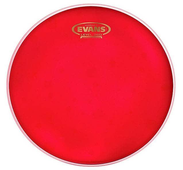 evans hydraulic red drum head 16 inch reverb. Black Bedroom Furniture Sets. Home Design Ideas