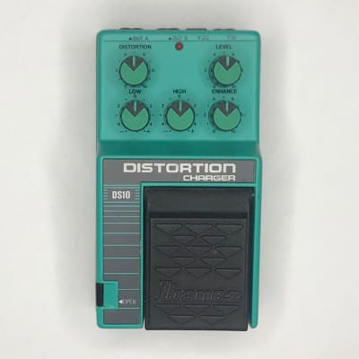 Ibanez DS10 Distortion Charger MIT