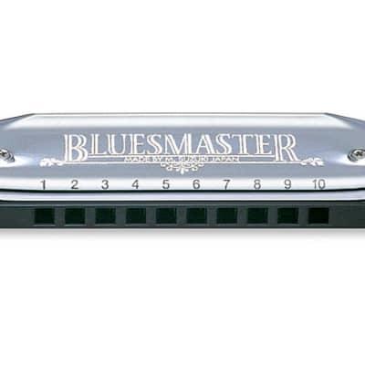 Suzuki SU-MR250 Blues Master Key of F 10-Hole Harmonica MR-250 BluesMaster