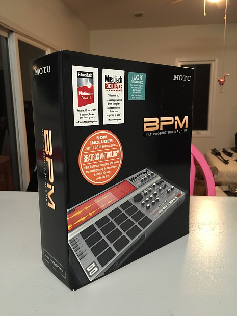 BAIXAR MOTU DRUM BPM VIRTUAL MACHINE