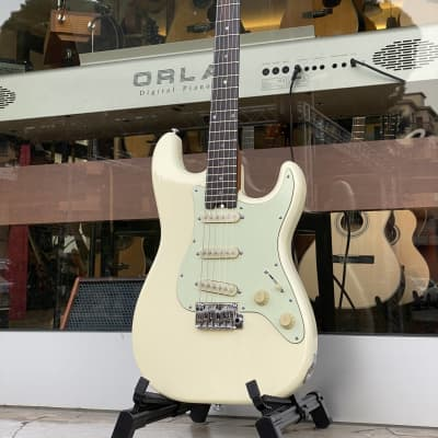 SCHECTER Route 66 Saint Louis SSS Aged White for sale