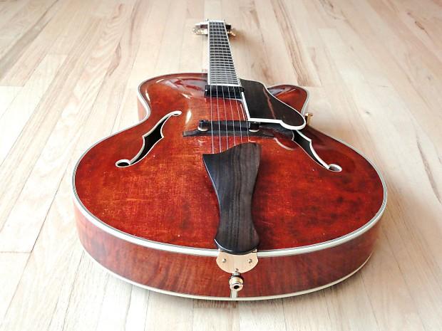 2004 eastman uptown ar810ce archtop electric guitar kent reverb. Black Bedroom Furniture Sets. Home Design Ideas