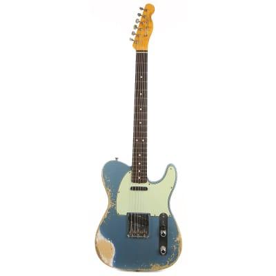 Fender Custom Shop '63 Reissue Telecaster Relic