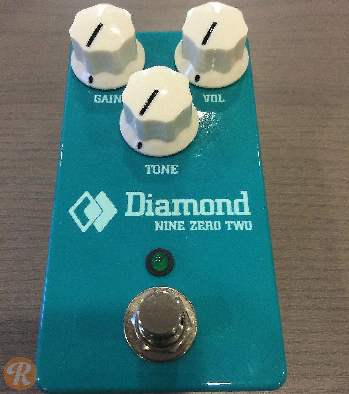 Diamond Nine Zero Two | Reverb