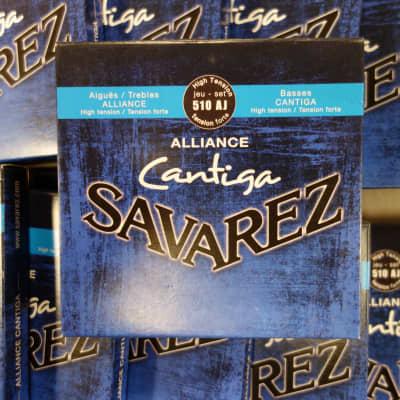 Savarez 510AJ Alliance High Tension ( 11 sets )