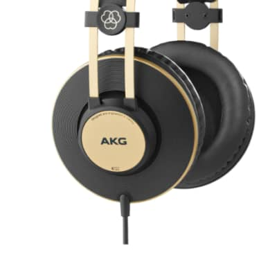 AKG K92 Closed-Back Over-Ear Studio Headphones