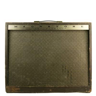 "Magnatone Estey Custom 460 2-Channel 35-Watt 2x12"" Guitar Combo with 5"" / 7"" Midrange Drivers"