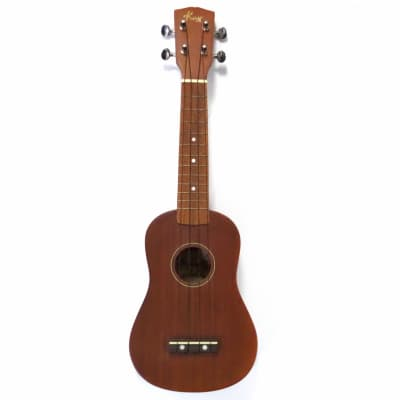 Kay U10 Deluxe Satin Koa Finish Soprano Ukulele (Free Shipping) for sale