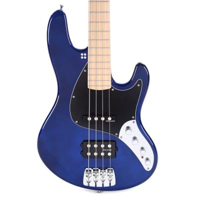 Sandberg California II TM4 4-String San Remo Blue (Serial #34952) B-Stock