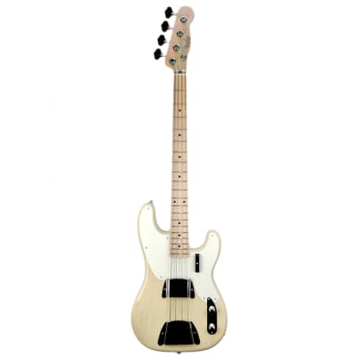 Fender Custom Shop 1955 P Bass New Old Stock - Vintage Blond - 8.6 lbs - CZ550796 for sale