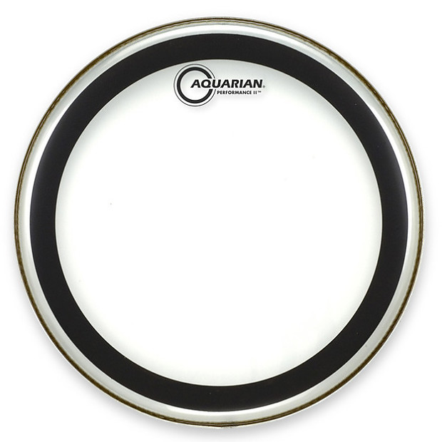 how to clean clear drumheads