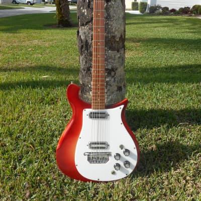 Rickenbacker 450/12 Fireglo 1966 / 100% Original for sale