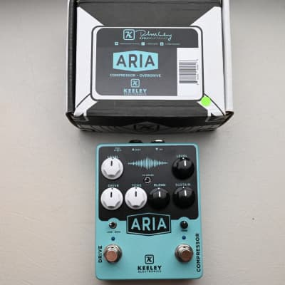 Keeley Aria Compressor Overdrive (Free Shipping B Stock)