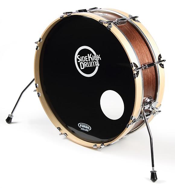 side kick drums skinny bass drum 22 x 6 2016 reverb. Black Bedroom Furniture Sets. Home Design Ideas