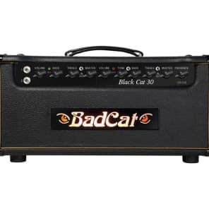 Bad Cat Black Cat 30 30-Watt Guitar Amp Head