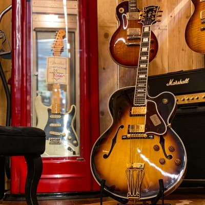 Gibson CUSTOM SHOP BYRDLAND VINTAGE SUNBURST for sale