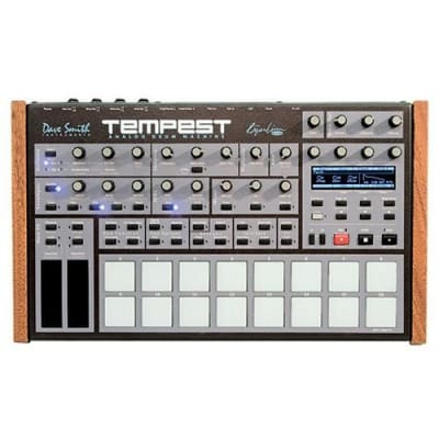 Dave Smith Instruments TEMPEST Analog Drum Machine (Used/Mint)