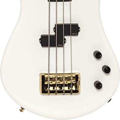 Spector Euro 4 LX Ian Hill Juda Priest   Solid White