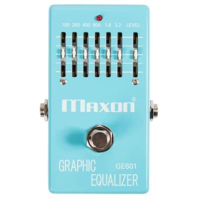 Maxon GE601 Grafik-Equalizer for sale