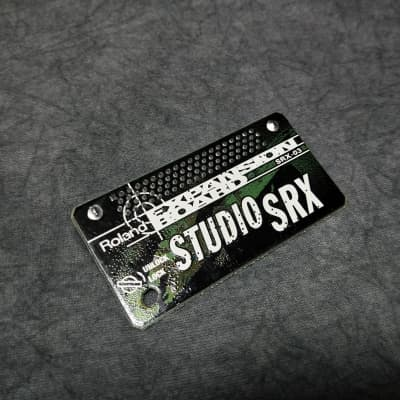 Roland SRX-03 STUDIO Expansion Board  In Excellent working condition