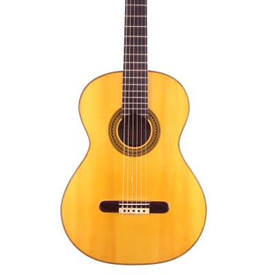 Miguel Molero Y Arturo Sanzano Torres model 2013 - fine classical guitar! + video for sale