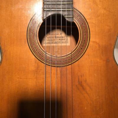 Guitarra Sobrinos de Santos Hernandez for sale