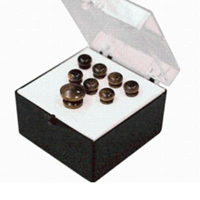 Martin® Pin Set, Ebony (18APP17)