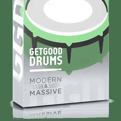 GetGood Drums - GGD Modern & Massive Pack