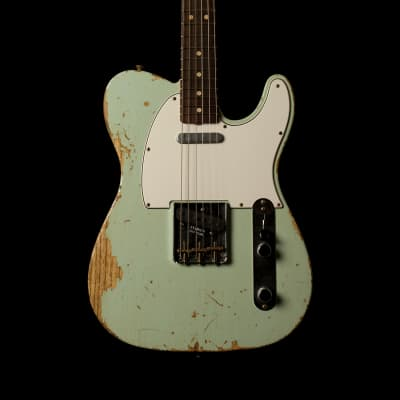 Fender Telecaster '63 Heavy Relic Aged Sonic Blue for sale