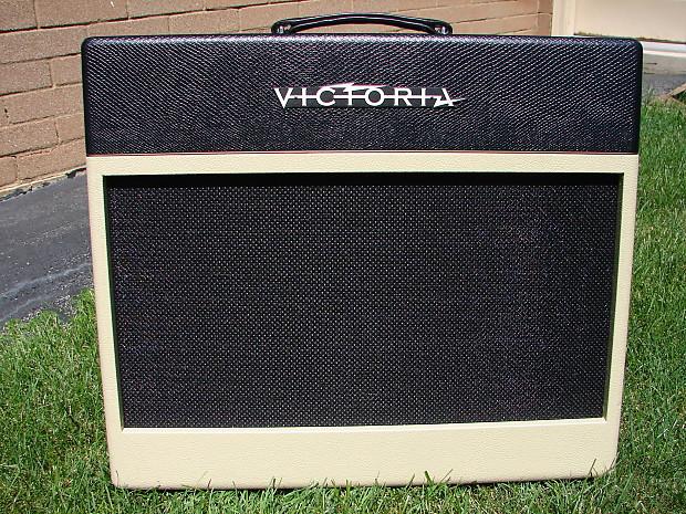 victoria silver sonic 40 watt upgrade jeff 39 s gear reverb. Black Bedroom Furniture Sets. Home Design Ideas