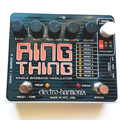 Electro-Harmonix Ring Thing Sideband Modulator
