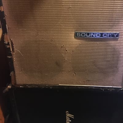 Sound City 4x12 LG 1974 1974 for sale