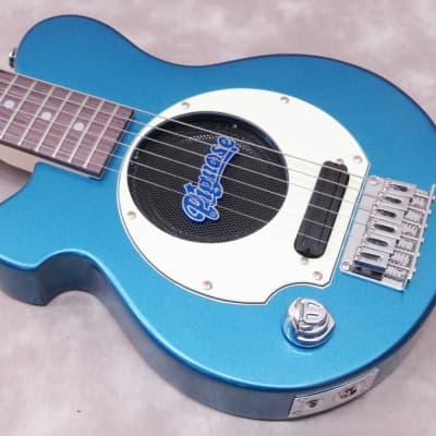 Pignose PGG-200 Left Hand (Mtallic Blue) for sale