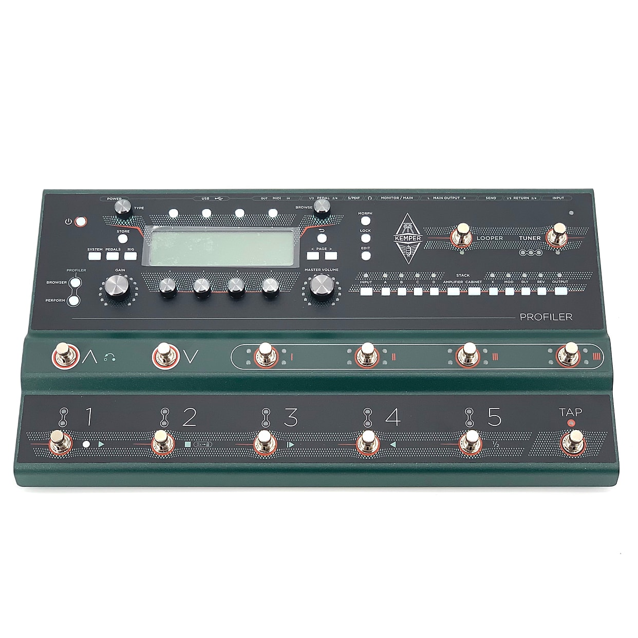 Kemper Profiler Stage - Now In Stock! - Brand New - Authorized Dealer - Free Shipping!