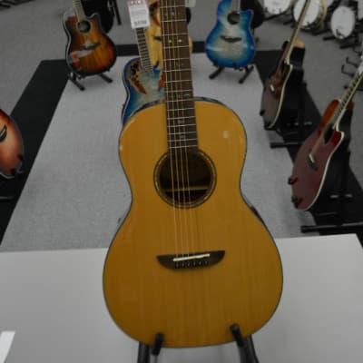 Washburn P33S Royal Saphire Parlor Guitar