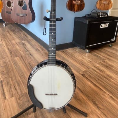 Kay Vintage 5 String Banjo Eagle Back-Used for sale