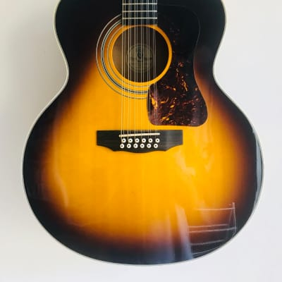 Guild JF-30 Sunburst for sale