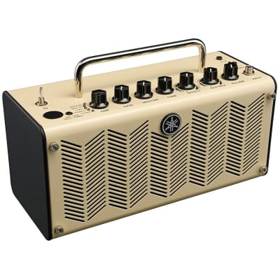 """Yamaha THR5 10W 1-Channel 2x3"""" Battery-Powered Guitar Combo Amplifier"""