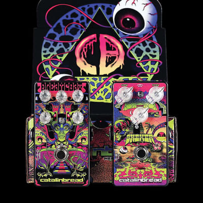 Catalinbread DREAMCOAT /SKEWER Special Edition Box Set W/FREE 2 day shipping