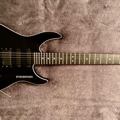 Steinberger GM4T 1989 Black