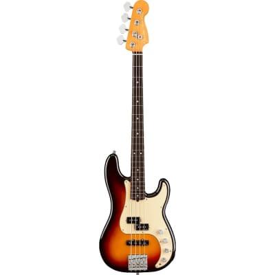 Fender American Ultra Precision Bass