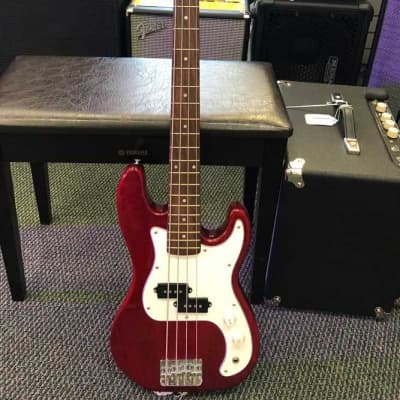 Jay Turser Short Scale Electric Bass w/Bag (Pre-Owned) for sale