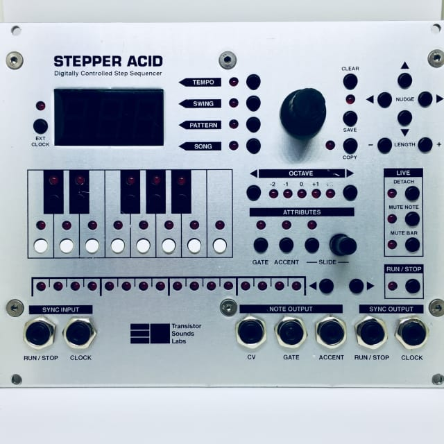 Transistor Sound Labs Stepper Acid image