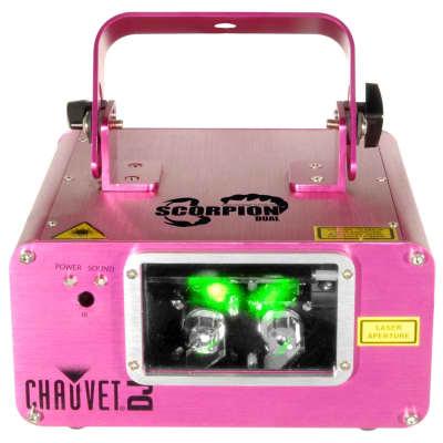 Chauvet DJ Scorpion Dual Laser Effect Light