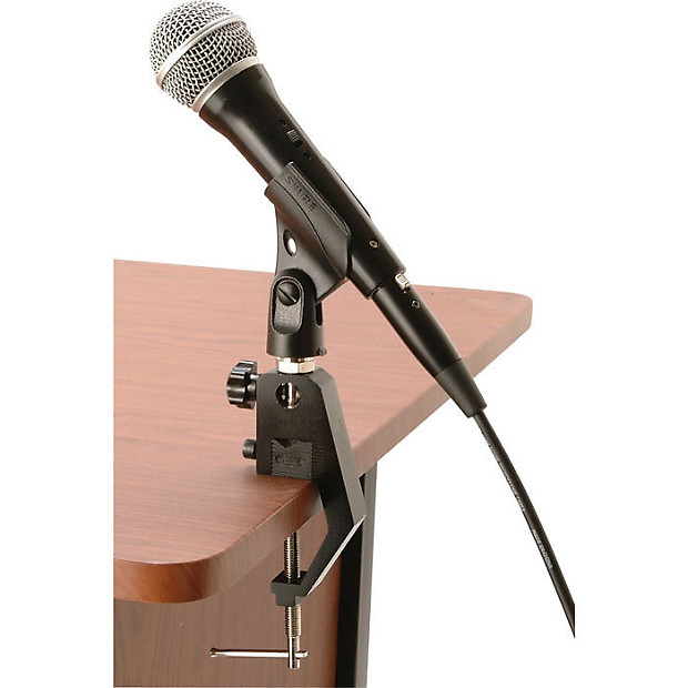 Strange Versatile Mic Clamp Holder For Microphone Stand Desk Or Table Top Tm01 New Interior Design Ideas Clesiryabchikinfo