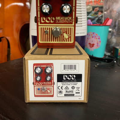 DOD Meatbox Sub Synth Reissue for sale
