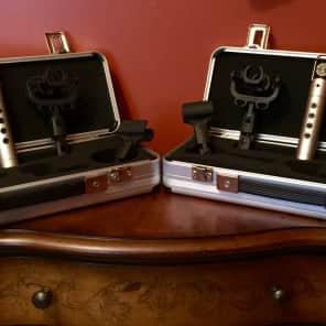 Sennheiser MKH 800-P48 Condenser Microphones (Pair)