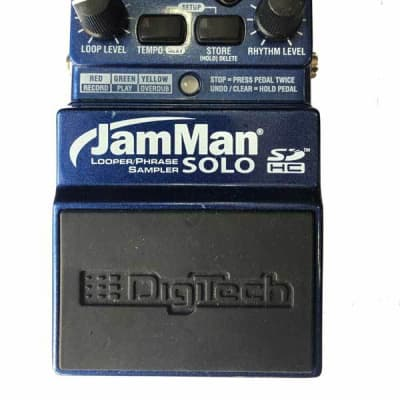 Digitech JamMan Solo Looper for sale